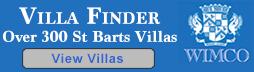 Search St Barts villa rentals