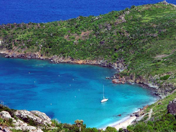 Colombier-st-barts-beach
