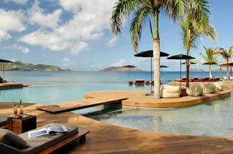 hotel christopher st barts beach activities