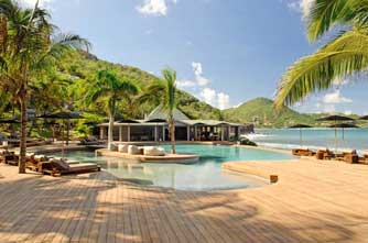 hotel christopher st barts beaches