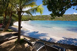 Beach Front Villas on St Barts
