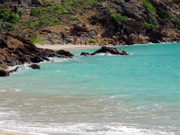 Salines-little-beach-st-barts-beach
