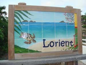Lorient Beach