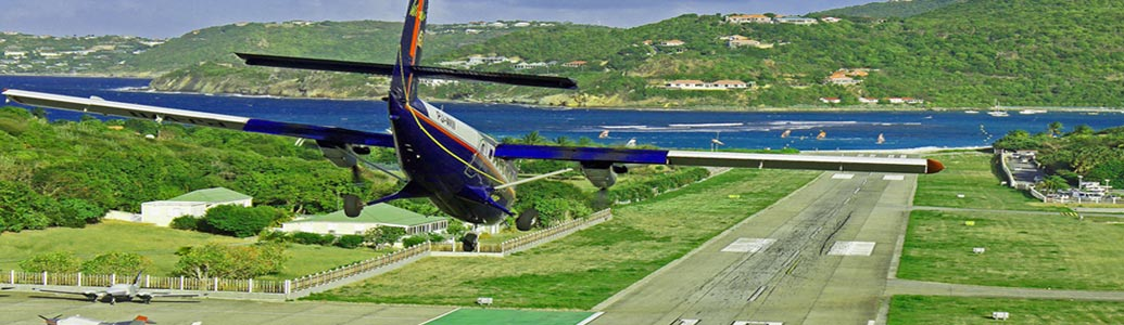 Flights and Transportation to St. Barths